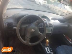 האופנה האופנתית רכב פיג'ו פיג'ו 206 (2001) למכירה מודעה 7894140 - ad XJ-93
