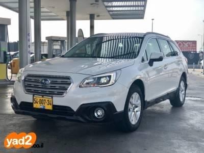מאוד רכב סובארו סובארו אאוטבק החדשה (2016) למכירה מודעה 7703743 - ad SG-88