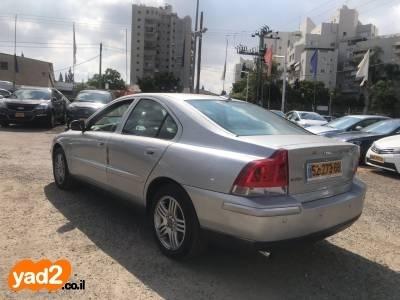 אדיר רכב וולוו וולוו S60 (2009) למכירה מודעה 7749523 - ad BW-29