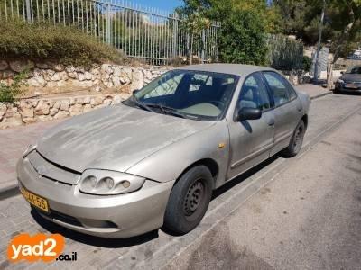 מאוד רכב שברולט שברולט קוואליר (2004) למכירה מודעה 7962065 - ad AE-25