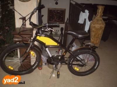 נפלאות אופניים מיוחדים יד שניה - ad JP-38