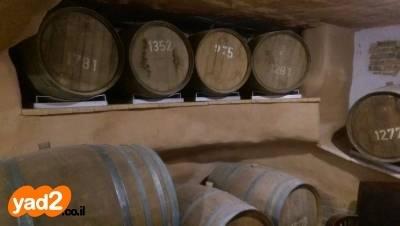 מגניב ביותר חביות יין עשויות עץ אלון, אספנות יינות יד שניה - ad CW-55