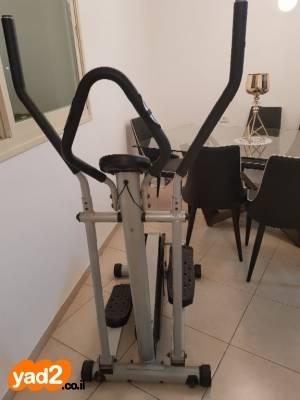 מגניב מכשיר קרוס / סטפר של ספורט מכשירי כושר ביתיים יד שניה - ad NM-95