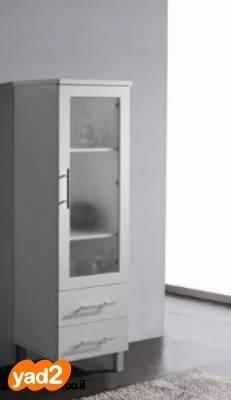 מיוחדים ארון שירות צד מעוצב בצבע כלים סניטריים לאמבטיה ולשירותים ארונות WJ-84