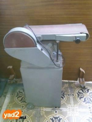 מודיעין מכונת ליטוש נייר זכוכית ציוד לעסקים כלי צורפות יד שניה - ad OV-69
