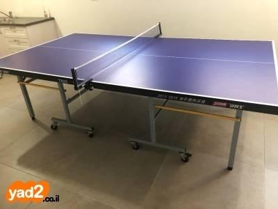 מדהים שולחן פינג פונג חדש בן ספורט שולחנות משחק טניס יד שניה - ad YX-37