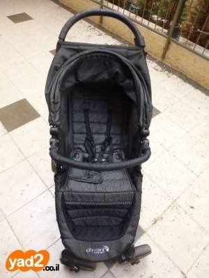 מגה וברק עגלת בייבי ג'וגר סיטי מיני לתינוק ולילד עגלות ועגלות טיול יד שניה - ad LI-12