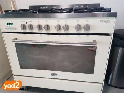 מדהים לרציניים בלבד תנור משולב 90 מוצרי-חשמל תנור אפייה כיריים Delonghi OL-72
