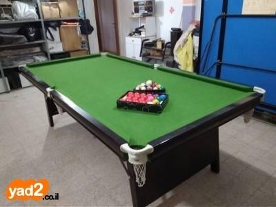 מיוחדים שולחן סנוקר מקצועי מידות 253 ספורט שולחנות משחק יד שניה - ad GI-63