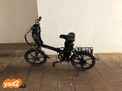 מותג חדש אופניים חשמליים deore magnesium 2017 יד שניה - ad DT-64