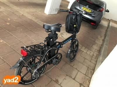 מפוארת אופניים חשמליים deore magnesium 2017 יד שניה - ad OL-94