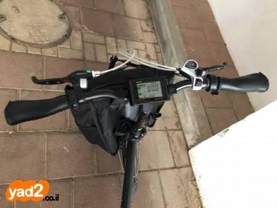 מעולה אופניים חשמליים deore magnesium 2017 יד שניה - ad EU-92