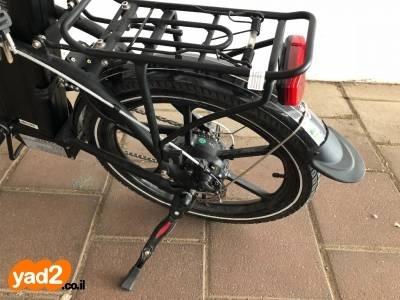 מעולה אופניים חשמליים deore magnesium 2017 יד שניה - ad AW-52