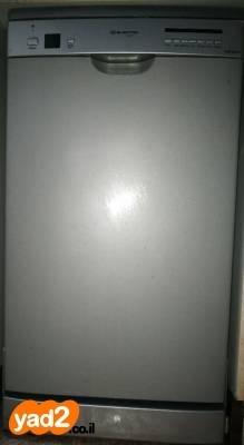 מעולה  מדיח צר מדגם electra classic מוצרי-חשמל כלים Electra יד שניה - ad AC-07