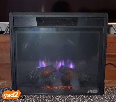 עדכון מעודכן קמין חשמלי שוורצווד+שלט מוצרי-חשמל תנור חימום יד שניה - ad WR-43