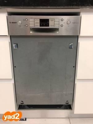 בלתי רגיל מדיח כלים חצי אינטגרלי צר מוצרי-חשמל Bosch יד שניה - ad JH-44